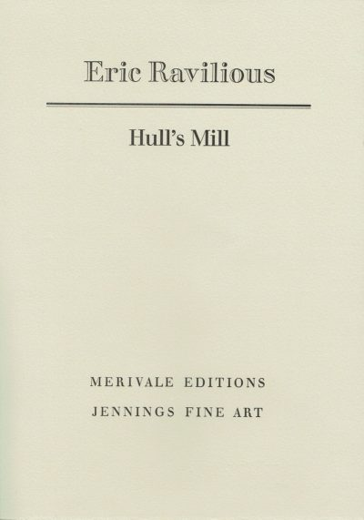 Eric Ravilious: Hull's Mill