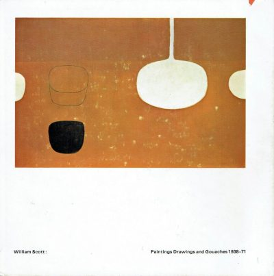 William Scott: Paintings, Drawings Gouaches