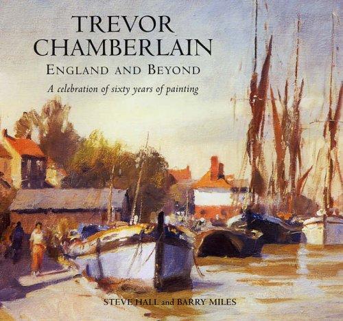 Trevor Chamberlain: England and Beyond SIGNED