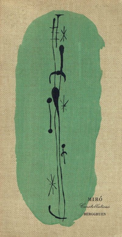 Joan Miro. Constellations