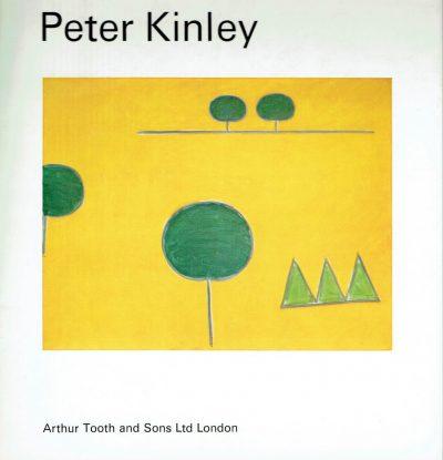 Peter Kinley. Recent Paintings