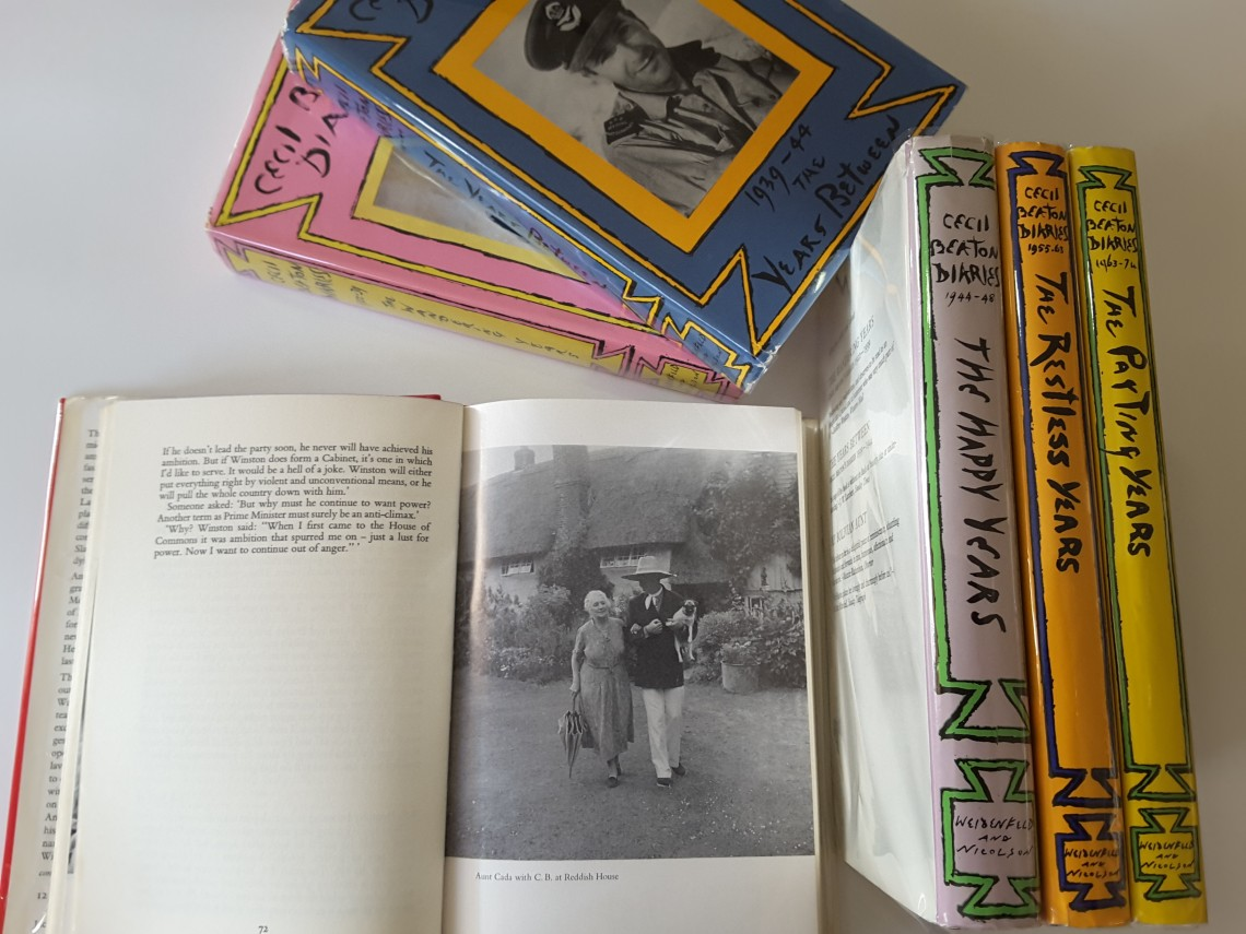 Cecil Beaton's Diaries: 6 Volumes