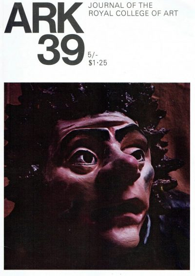 Ark 39, The Journal of the Royal College of Art