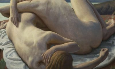 Ernest Proctor, The Days End, 1927, Leicester Arts & Museum Service