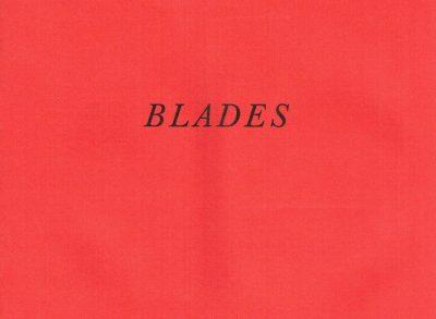 Blades by Ian Hamilton Finlay