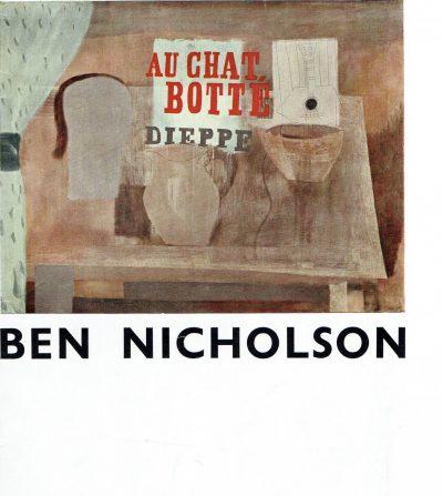 Ben Nicholson . A Retrospective Exhibition