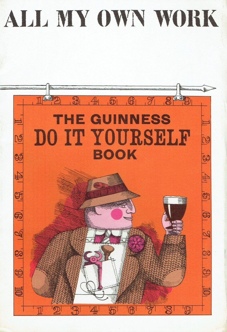 All my own work the guinness do it yourself book pallant bookshop all my own work the guinness do it yourself book solutioingenieria Gallery