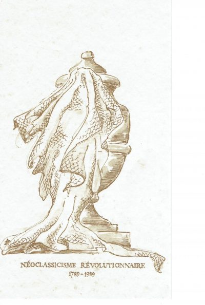 Neoclassicisme Revolutionnaire (Card)