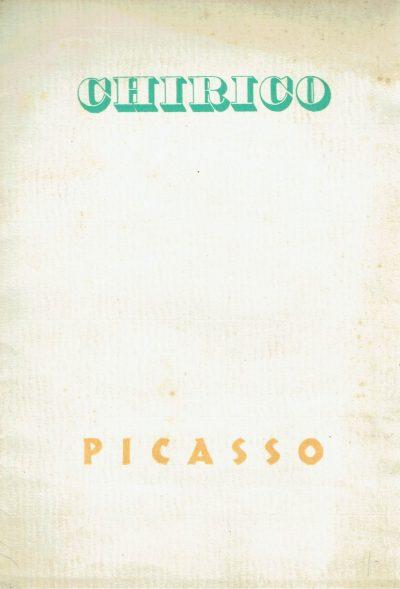 Picasso (Zwemmer Gallery, 1936)