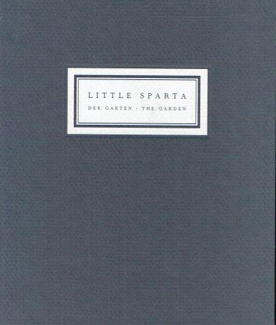 Little Sparta. Der Garten. The Garden