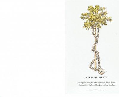 A Tree of Liberty by Ian Hamilton Finlay