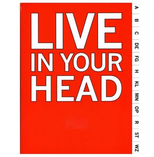 Live in Your Head: Concept and Experiment in Britain