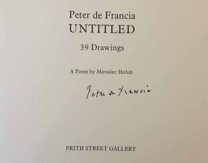 De Francia Signature