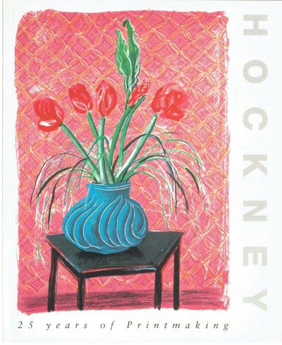 Hockney Printmaking