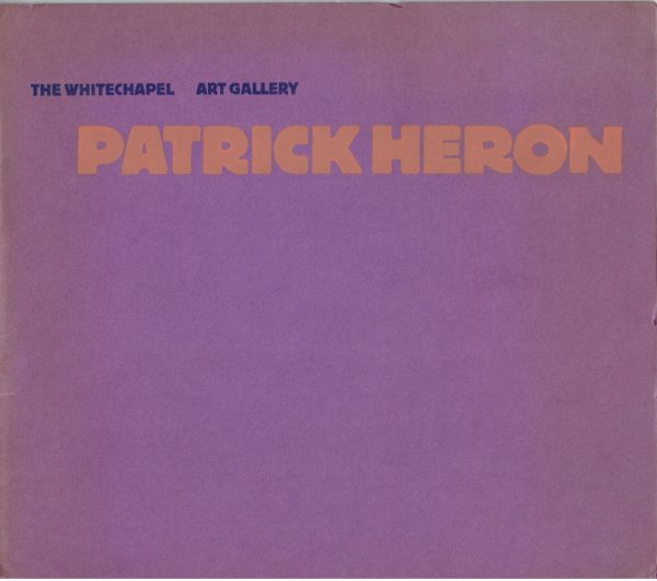 Patrick Heron Recent
