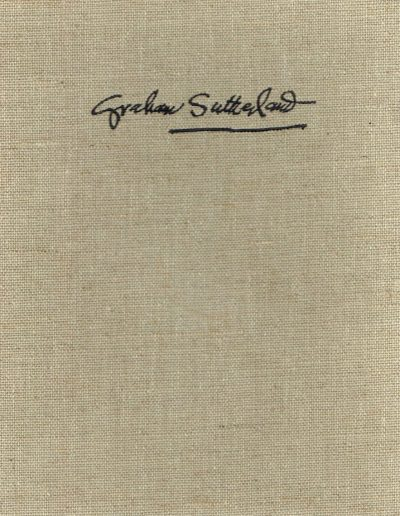 Graham Sutherland Sketchbook