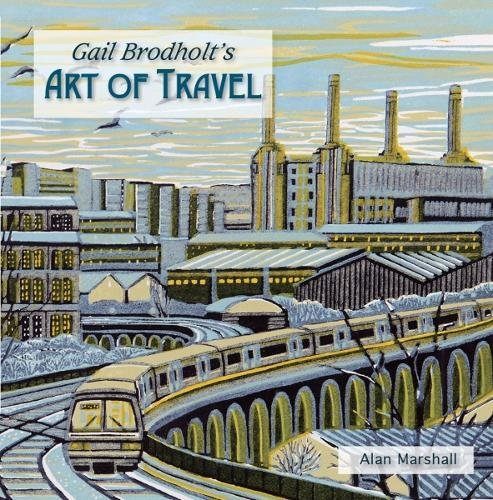 Gail Brodholt's Art of Travel