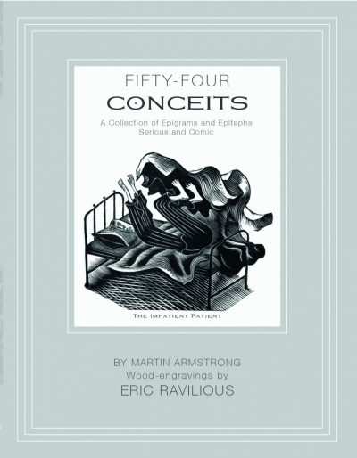 Fifty Four Conceits: A Collection of Epigrams & Epitaphs Serious & Comic