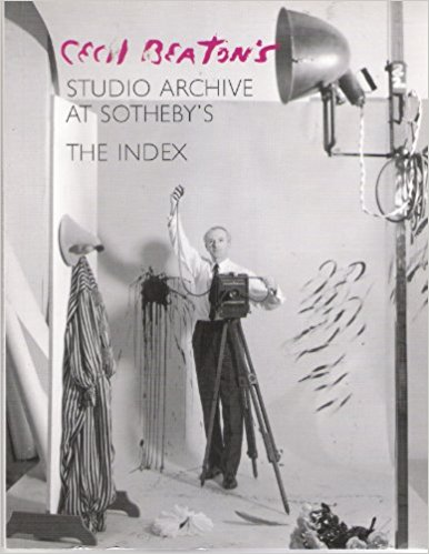 Cecil Beaton's Studio Archive at Sotheby's - The Index