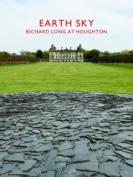 EARTH SKY Richard Long at Houghton Hall