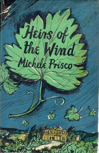 Heirs Of The Wind (John Minton Dust-wrapper)