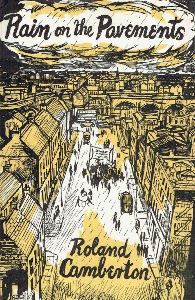 Rain On The Pavements (John Minton Dust-wrapper)