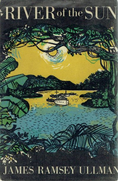 River of The Sun (Dust-wrapper by John Minton)