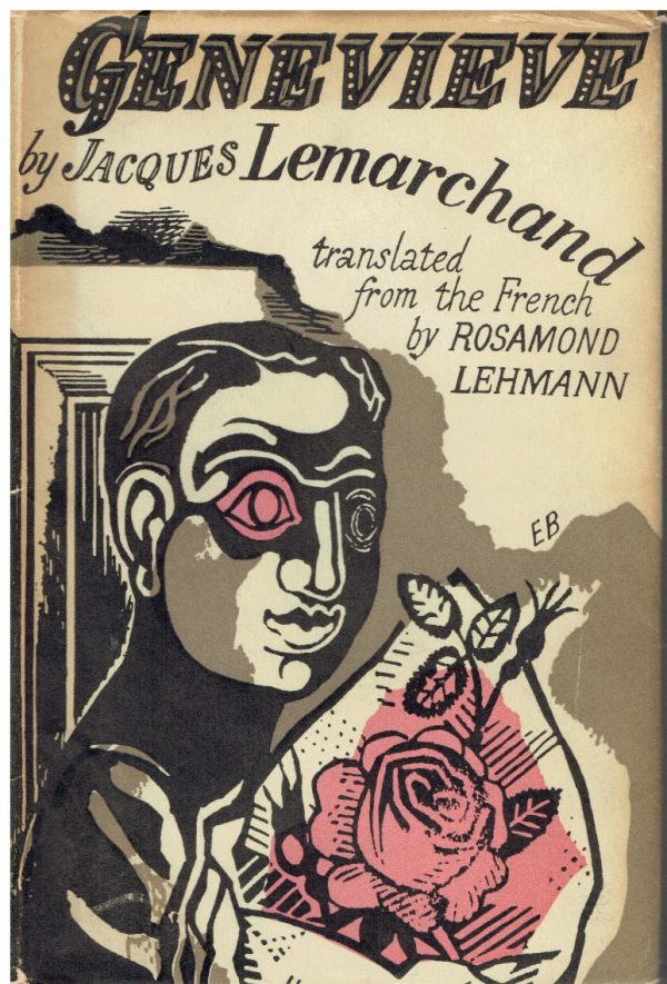 Genevieve by Jacques Lemarchand (Edward Bawden dustwrapper)