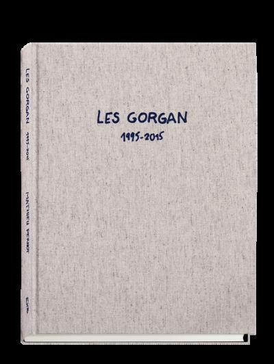 Les Gorgon. Mathieu Pernot. (SIGNED)