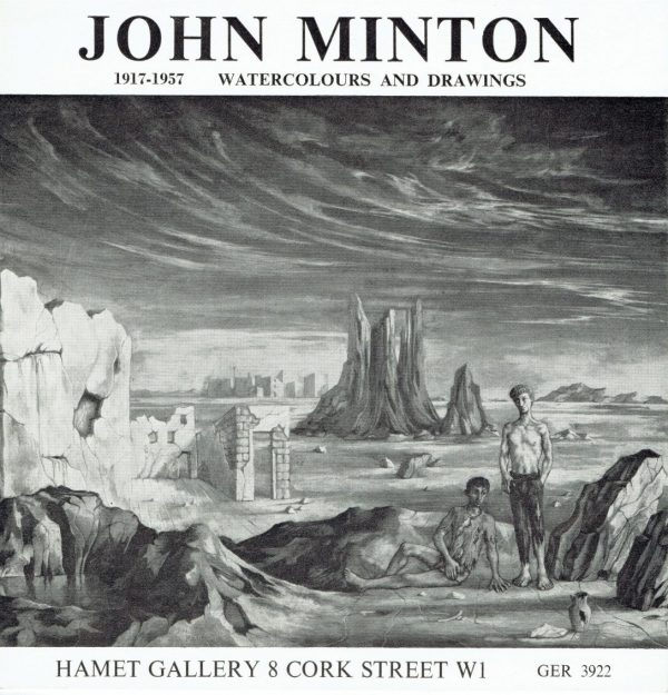 John Minton Watercolours
