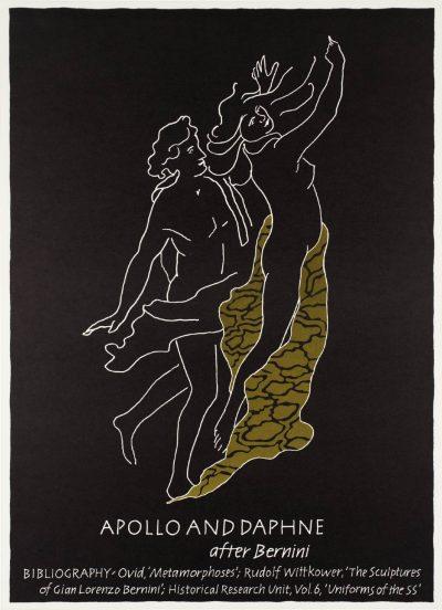 Apollo and Daphne after Bernini (Ian Hamilton Finlay)