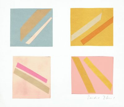 Four Lithographs by Sandra Blow