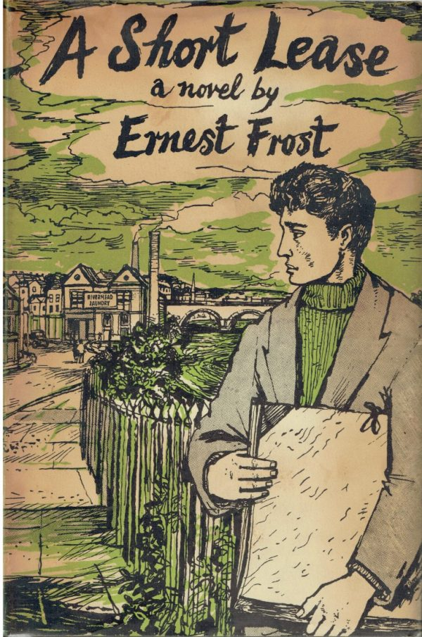 A Short Lease: A Novel (John Minton Dust-wrapper)