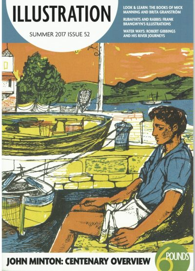 Illustration Magazine (Issue 52 - John Minton: Centenary Overview)