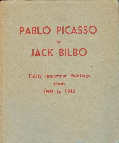 Pablo Picasso by Jack Bilbo