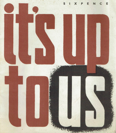 It's Up To Us (James Fitton)