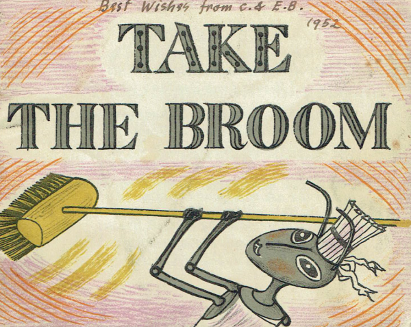 Take The Broom.