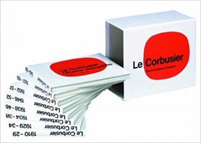 Le Corbusier Oeuvre complète en 8 volumes / Complete Works in 8 volumes