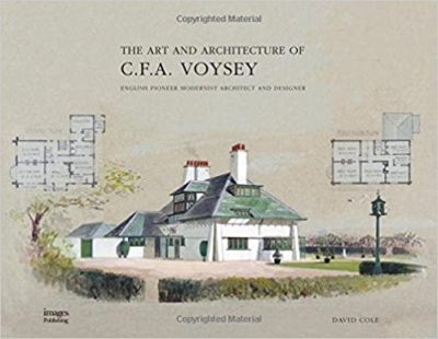 The Art of CFA Voysey: English Pioneer Modernist Architect & Designer