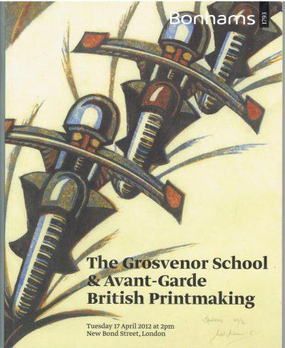 The Grosvenor School and Avant-Garde British Printmaking