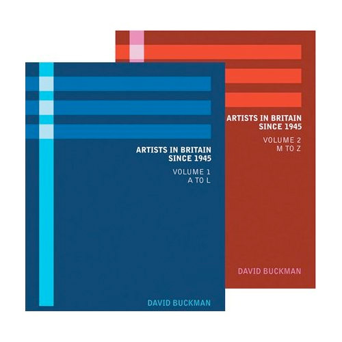 Artists in Britain Since 1945. TWO VOLUMES NEW EDITION.