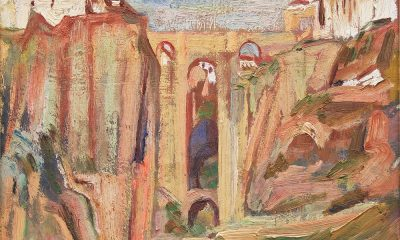 Bomberg, Ronda Bridge,1935, Pallant