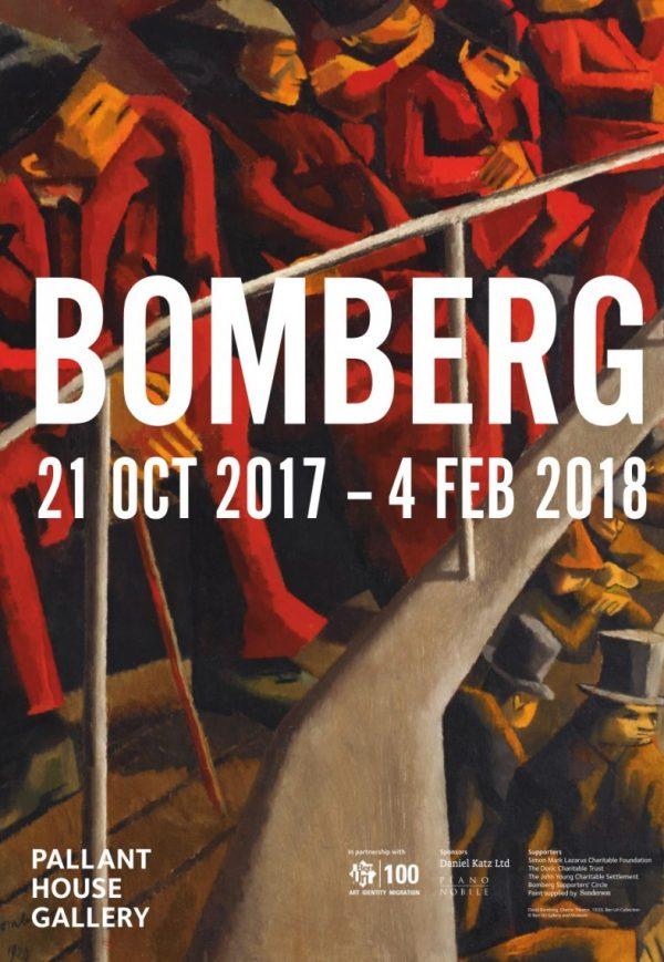 bomberg poster