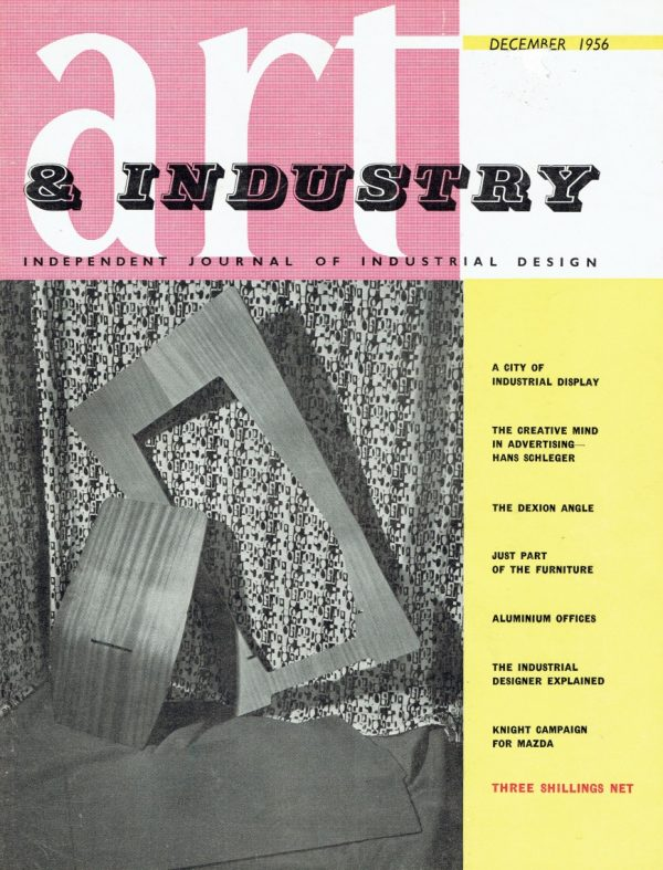 Art and Industry Dec