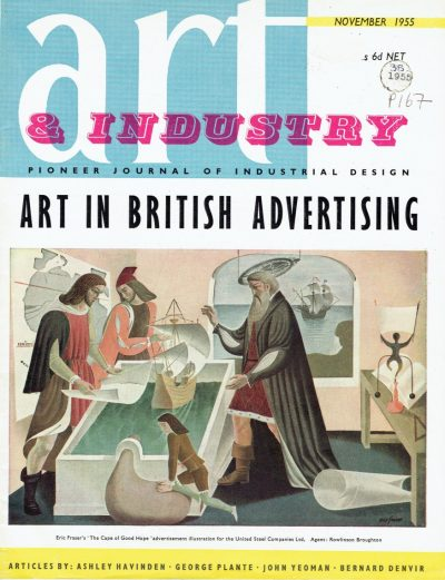 Art and Industry Nov