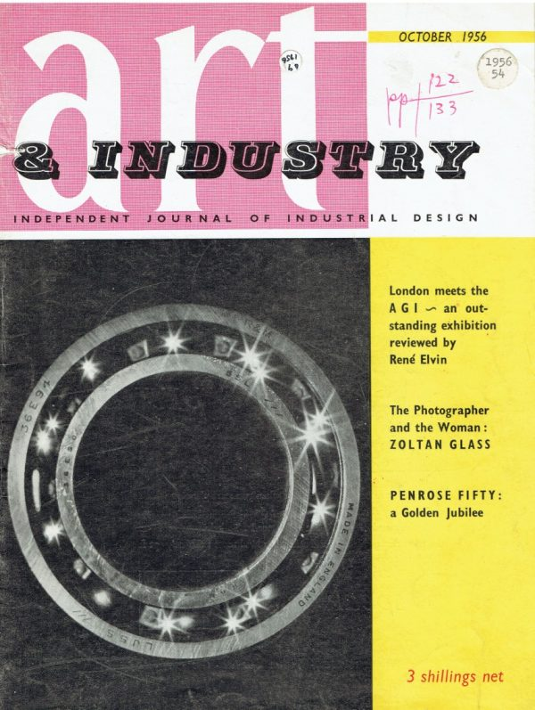 Art and Industry Oct