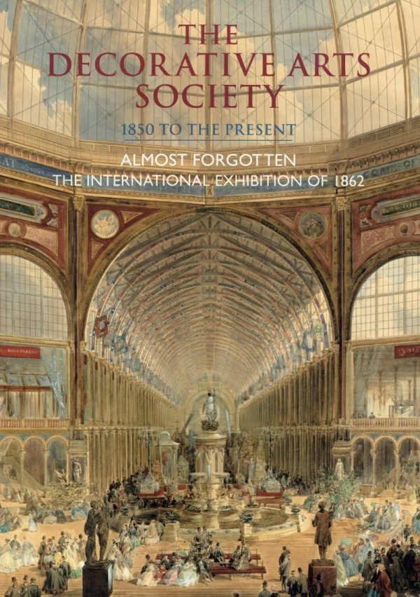 The Decorative Arts Society: Journal 38 - Almost Forgotten