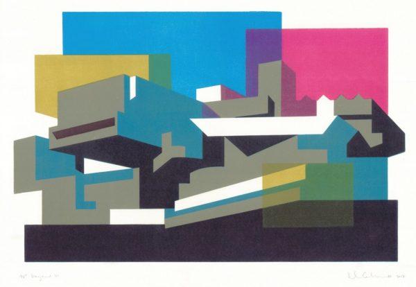Hayward III Print by Paul Catherall