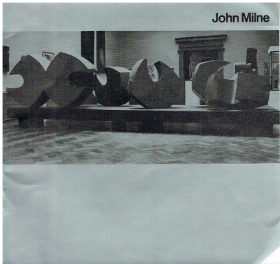 John Milne (SIGNED BY THE ARTIST)