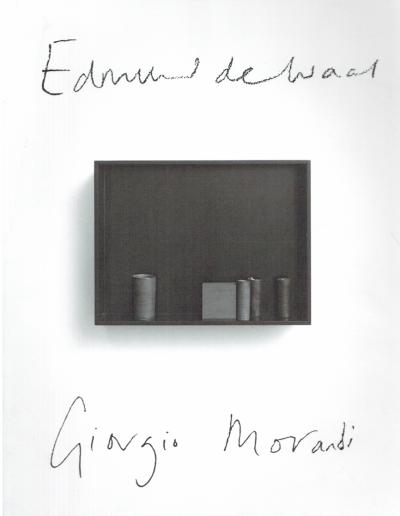 Edmund De Waal / Giorgio Morandi